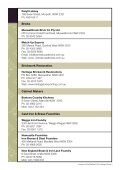 Maitland Heritage Trades Directory - Maitland City Council - Page 7