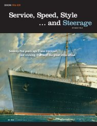 Service, Speed, Style … and Steerage - Dixon Valve