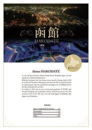 Hakodate Location Photo Wedding Guide (PDF)