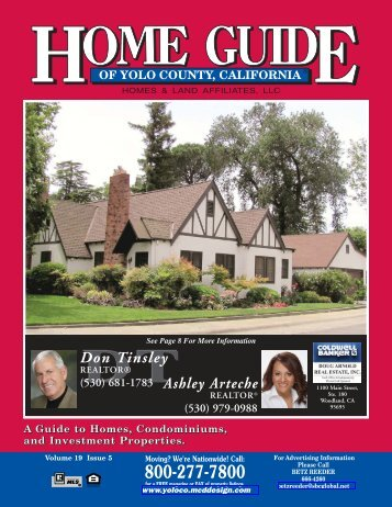 (530) 979-0988 - Home Guide of Yolo County, CA