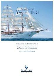 Sea Cloud Cruises - TUI ReiseCenter