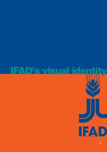 IFAD's visual identity - International Fund for Agricultural Development