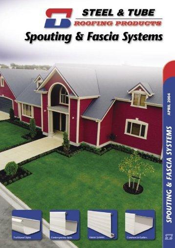 Spouting & Fascia - MJL Roofing