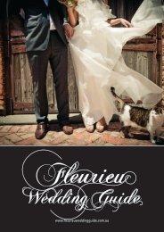 Fleurieu Wedding Guide - Inspire Adelaide