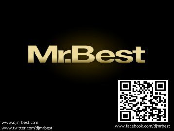 Management - Mr. Best