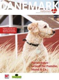 Ferienhaus- urlaub für Familie, Hund & Co. - Novasol
