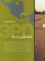 Three Perfect Days: Fort Lauderdale - Denise Reynolds   Luxury ...