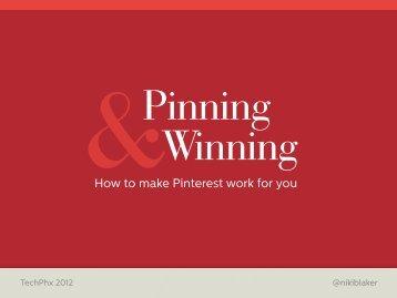 &How to make Pinterest work for you - Blaker Design