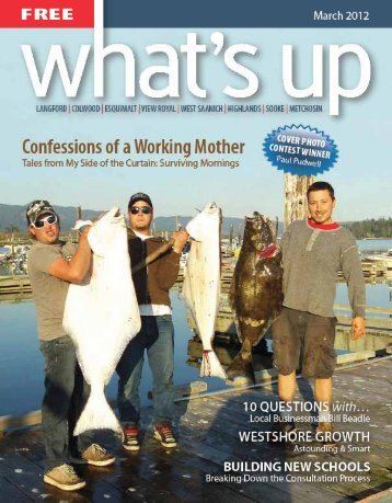 March 2012 What's Up Magazine - What's Up Media