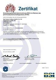 Entsorgungsfachbetrieb - Fischer & Söhne GmbH & Co. KG