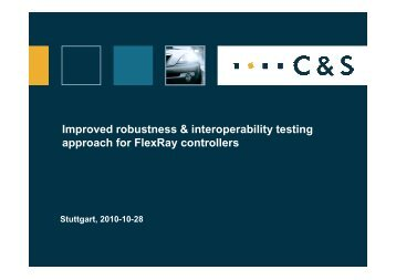 tests - FKFS