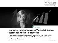 Praesentationsvorlage MBtech consulting.pot - FKFS