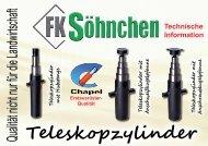 technisches Datenblatt - FK Söhnchen