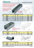 Planungshilfe für Schiebetor-Röhrenlaufwerke - Page 2