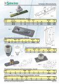 Planungshilfe für Schiebetor-Röhrenlaufwerke - Page 6