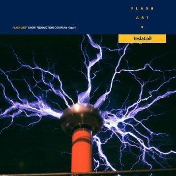 TeslaCoil - Flash Art GmbH