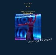 Creating Emo ionts reating Emotons C i - Flash Art GmbH