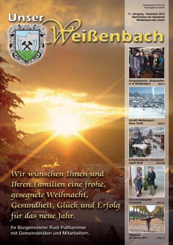 (7,64 MB) - .PDF - Weißenbach bei Liezen
