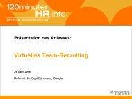 Virtual Team Management - CompanyCenter