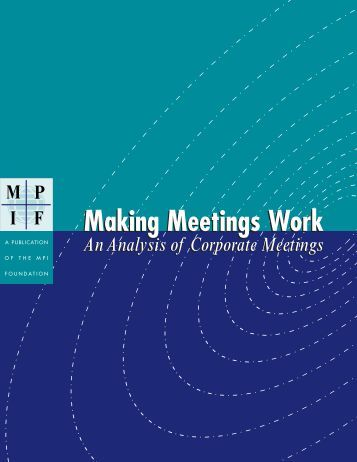1-white paper - Meeting Professionals International