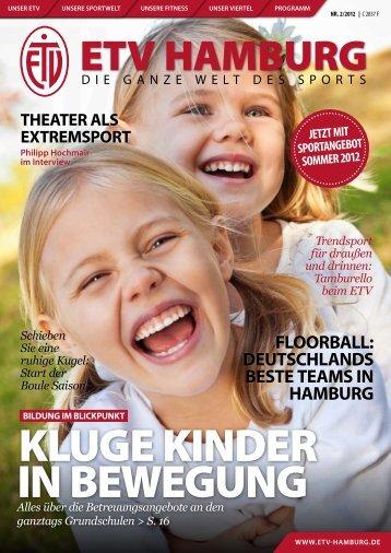 ETV Magazin 03.12 - Eimsbütteler Turnverband