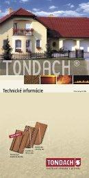 Technické informácie - Tondach www