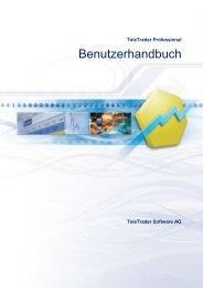 TeleTrader Professional Benutzerhandbuch