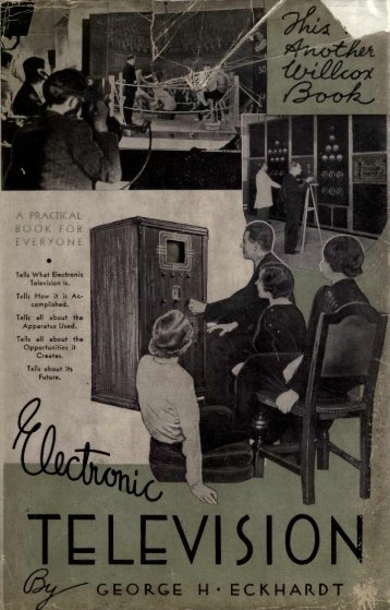 Electronic Television - Early Television Foundation