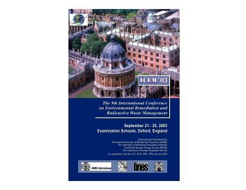 Final Programme - Events