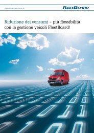 FleetBoard Van - Daimler FleetBoard GmbH