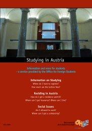 Studying in Austria - Afro-Asiatisches Institut (AAI) Graz