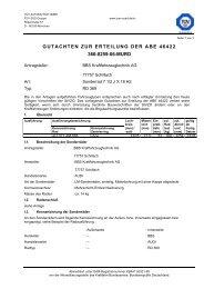 gutachten zur erteilung der abe 46422 366-0259-06-murd