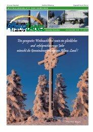Gemeindezeitung 5/2012 - Aflenz Land