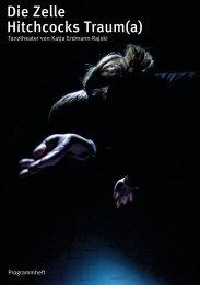Die Zelle Hitchcocks Traum(a) - Katja Erdmann-Rajski