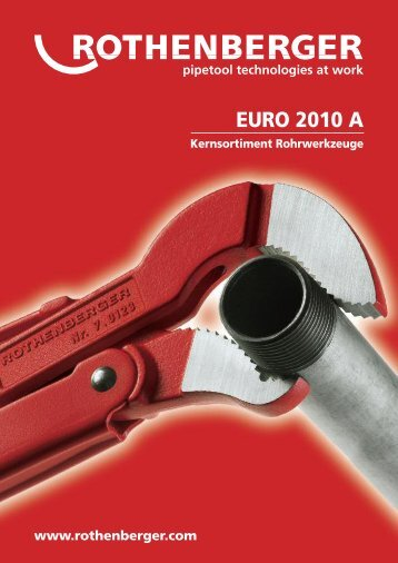 EURO 2010 A - ROTHENBERGER