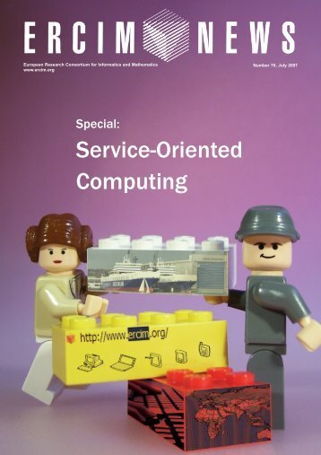 Service-Oriented Computing - Research project FUSION