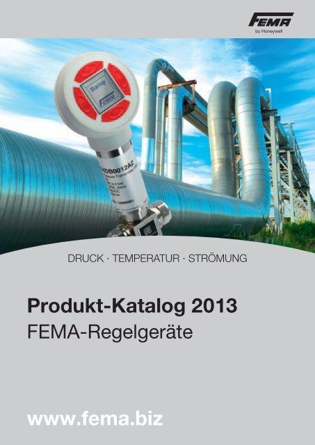 www.fema.biz Produkt-Katalog 2013 - FEMA Honeywell