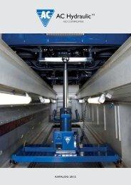Download Katalog 2012 - AC Hydraulic A/S