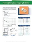 SAW / STW Oscillators - TriQuint - Page 4