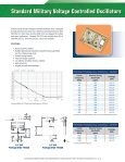 SAW / STW Oscillators - TriQuint - Page 6
