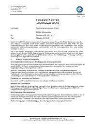 TEILEGUTACHTEN 366-0256-04-MURD-TG