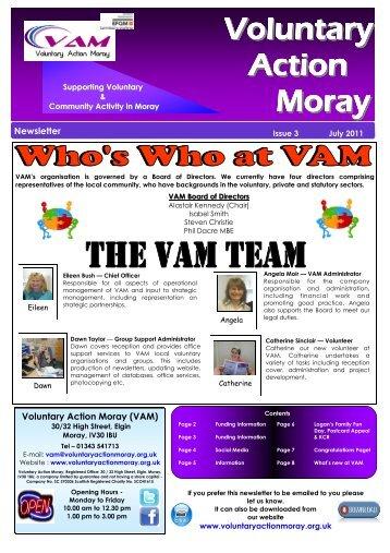 Newsletter Edition 3.pub (recovered).pub - Volunteer Centre Moray