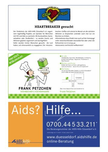 Download :info 1.2006 - AIDS-Hilfe Düsseldorf eV