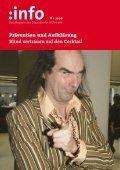 Download :info 1.2006 - AIDS-Hilfe Düsseldorf eV - Page 2