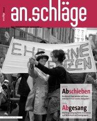 Juni 2006 (PDF) - an.schläge