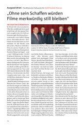 Nordfriesischer Kulturpreis für Detlef Petersen