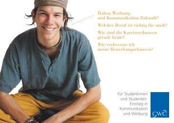 Haben Werbung und Kommunikation Zukunft? - Kommunikarriere.de