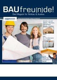 Das Magazin für Rohbau & Ausbau - Peter Bonsen