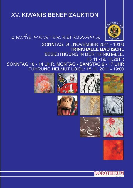 chagall 15 - Kiwanis Club zu Bad Ischl