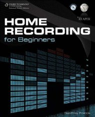 Home Recording for Beginners - Studio G